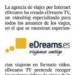 eDreams TV en El País
