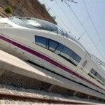 El AVE llegará a Pamplona en el 2015
