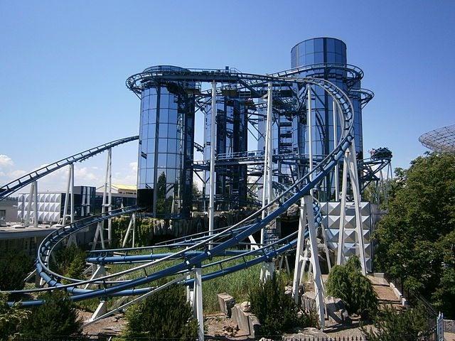 Los mejores parques de atracciones del mundo. Europa Park. Atracciones