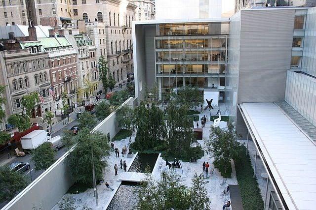 Los 15 museos más importantes de Occidente. MOMA Nueva York