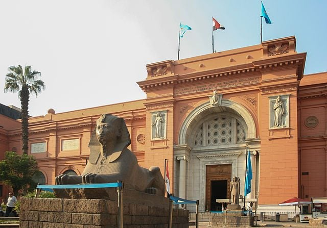 Los 15 museos más importantes de Occidente. Museo del Cairo