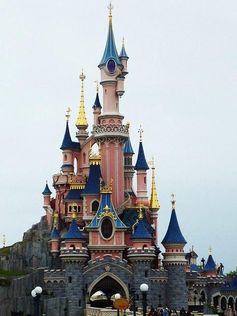 Los mejores parques temáticos del mundo. Disneyland París