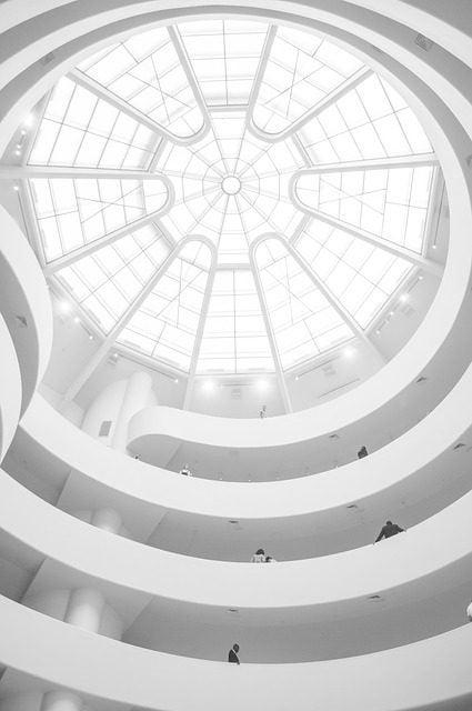 Los 15 museos más importantes de Occidente. Guggenheim Nueva York
