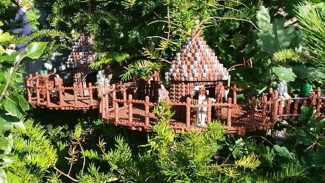 Los mejores parques de atracciones del mundo. Legoland