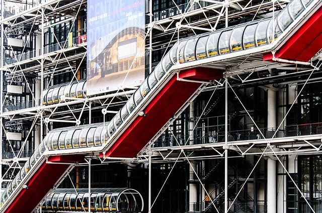 Los 15 museos más importantes de Occidente. Pompidou Paris
