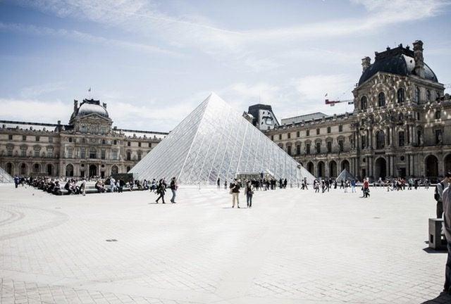 Los 15 museos más importantes de Occidente. Louvre París