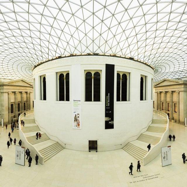 Los 15 museos más importantes de Occidente. Museo Británico Londres