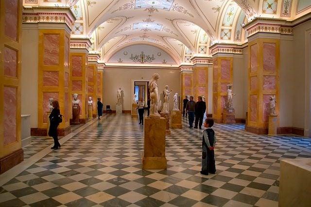Los 15 museos más importantes de Occidente. Hermitage Rusia