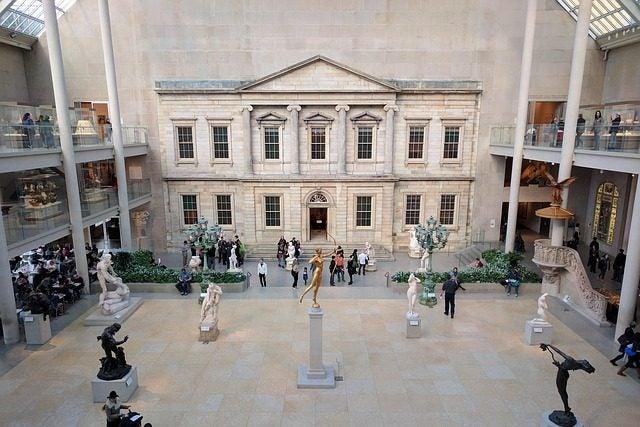 Los 15 museos más importantes de Occidente. MET Nueva York