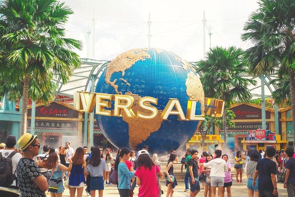 Los mejores parques temáticos del mundo. Universal Studios Japón