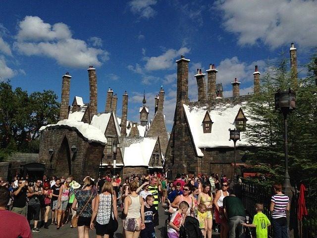 Los mejores parques temáticos del mundo. Universal studios Harry Potter