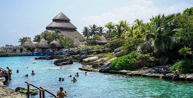 Los mejores parques temáticos del mundo. Xcaret Cancún