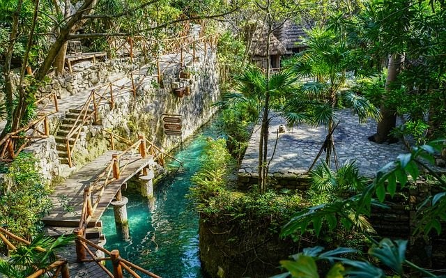 Los mejores parques temáticos del mundo. Xcaret, México