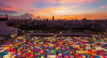 24 horas en Bangkok