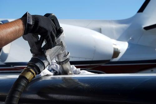 Iberia reorienta su negocio y convierte un avion de pasajeros en uno cisterna