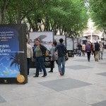 Exposición aeropuerto Palma de Mallorca