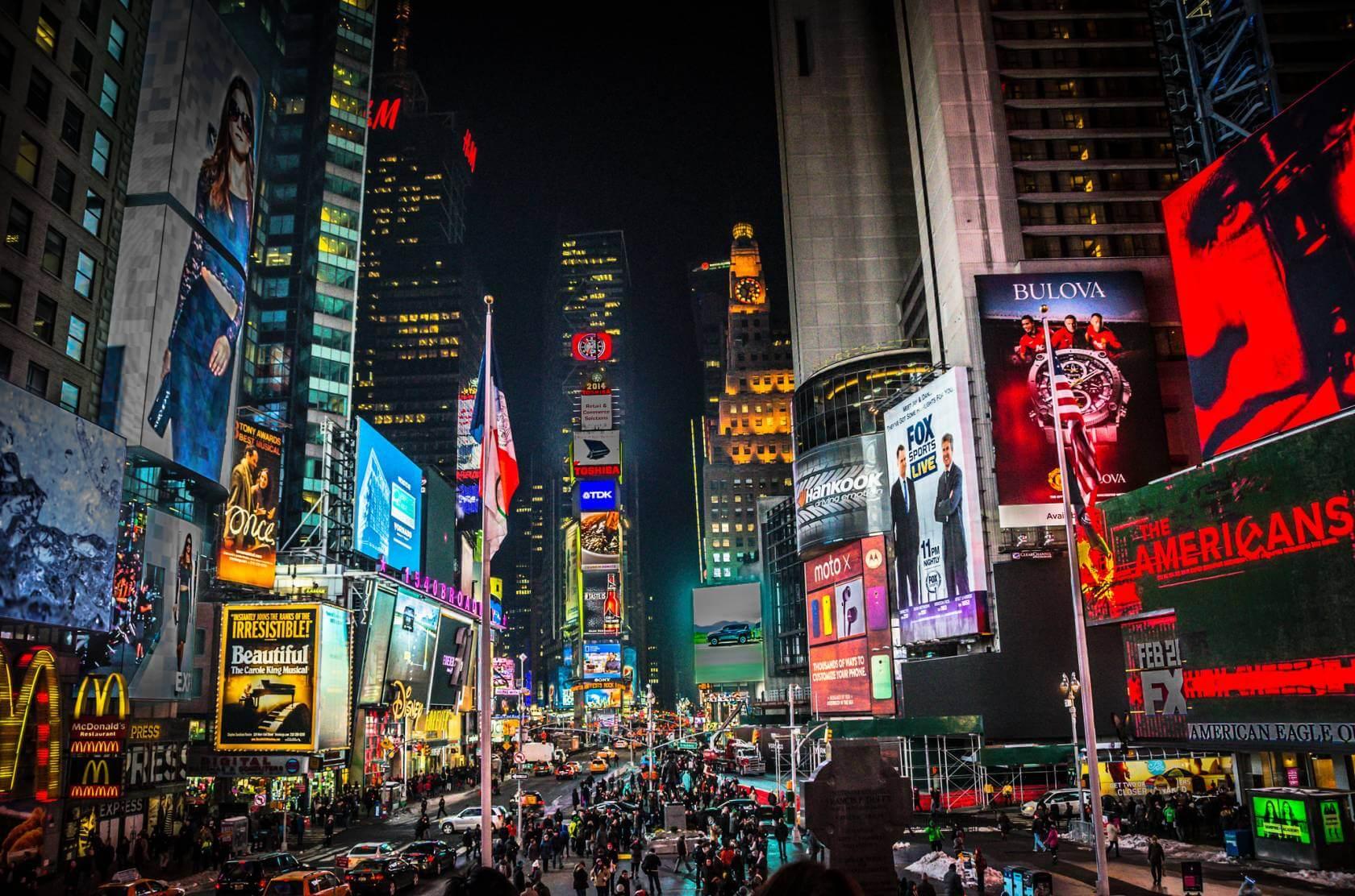 times square nueva york