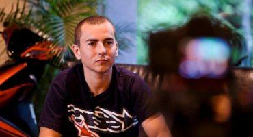 El perfil del viajero: Jorge Lorenzo, campeón de Moto GP  [Entrevista]