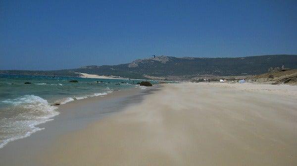 Playa de Bolonia, Tarifa, España