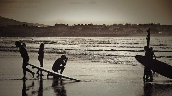 Playa de Sligo, Irlanda