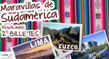 Concurso 'Maravillas de Sudamérica'