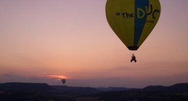 European Balloon Festival en Igualada. Mirar al cielo será un verdadero placer…