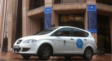 eDreams y Taxi Oviedo, un buen tándem para llevar a turistas desde el aeropuerto