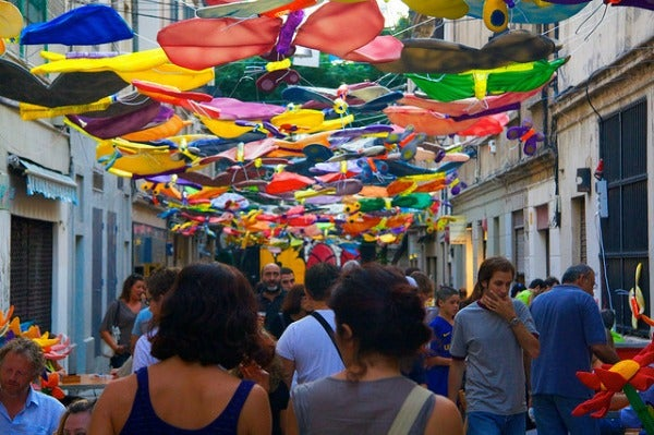 Fiesta Major de Gracia
