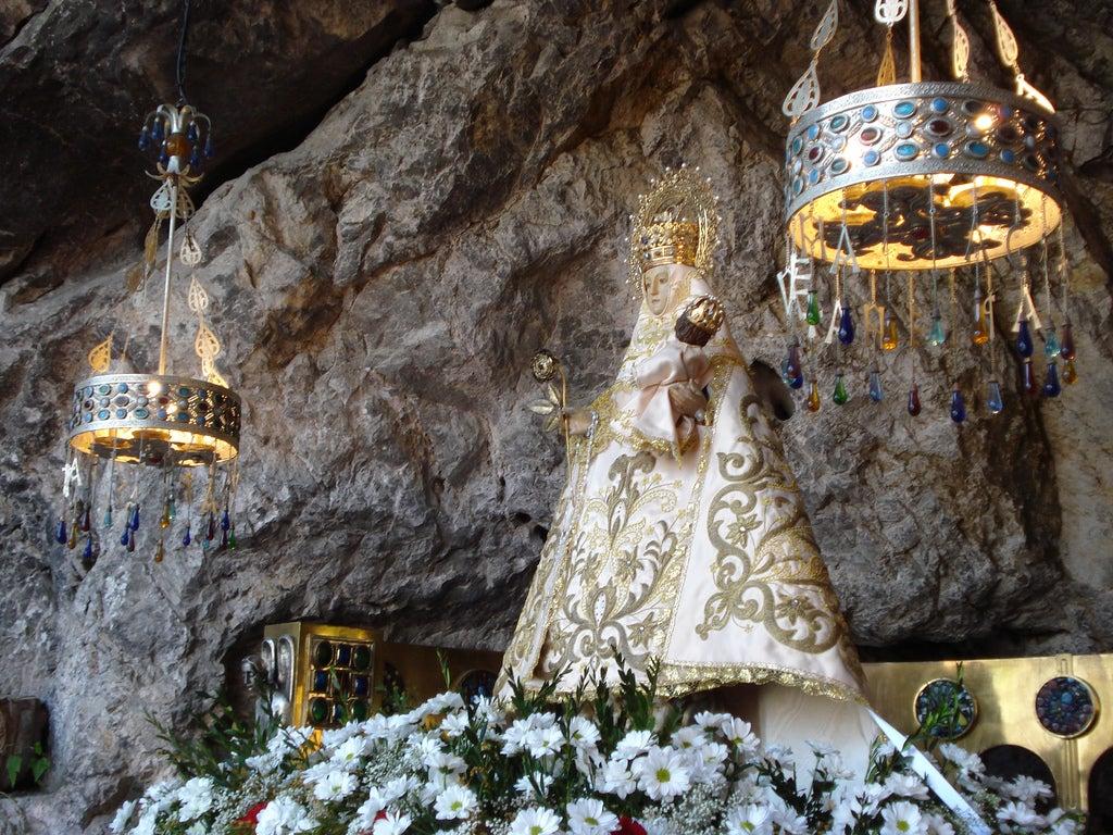 La Virgen de Covadonga