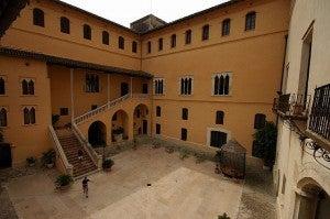 Palacio Ducal, Gandia