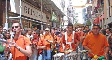 Si vas a Calatayud pregunta por… las peñas y charangas del 13 al 16 de agosto
