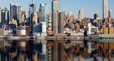 El hotel más alto de Nueva York, listo a finales de 2013