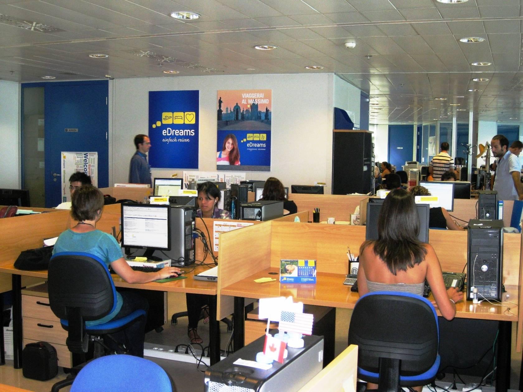 Edreams la mejor compa a de turismo y ecommerce para for Viajes ecuador madrid oficinas