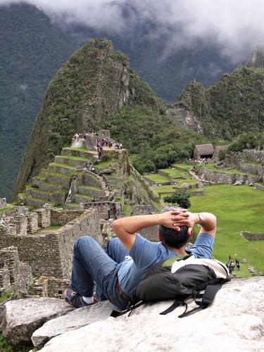 Machu Pichu (vistas viajero)