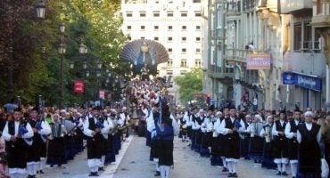 Organiza tu agenda, las fiestas de San Mateo en Oviedo están al caer