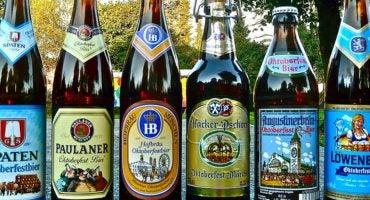 Las cervezas de El Oktoberfest… ¿Sabes ya cuál es la que quieres?