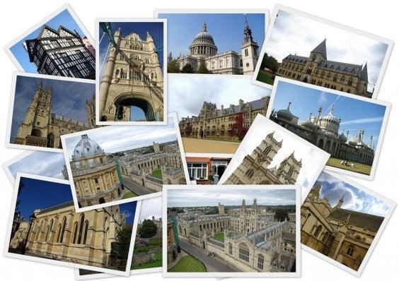 postales viajes