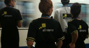 eDreams convierte el Metro de Madrid en una terminal de aeropuerto