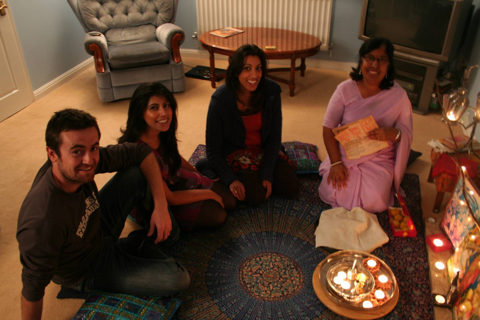 Diwali. India