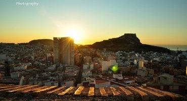 Ruta senderista urbana por Alicante