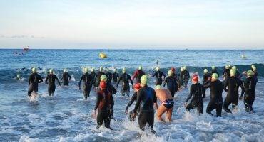 145 participantes en la II edición del Marnaton eDreams Garraf-Sitges