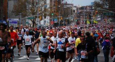 Recorre la Gran Manzana en la Maratón de Nueva York
