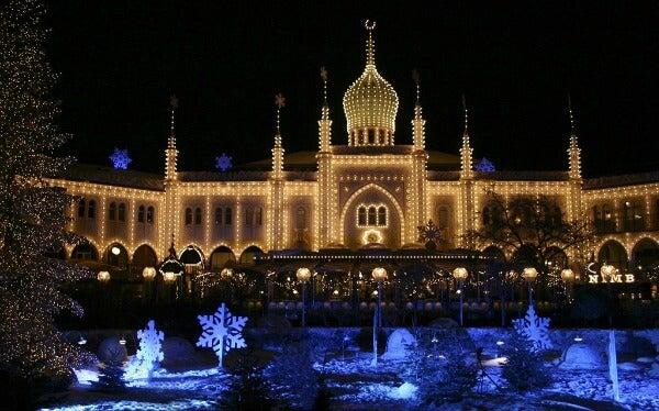 Mercadillo navideño de Copenhague, Dinamarca