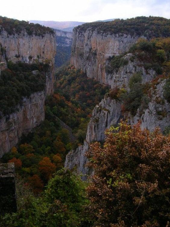 Foz de Arbayún, Navarra