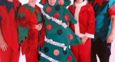 Las fotos familiares más originales de las fiestas de Navidad y Nochevieja