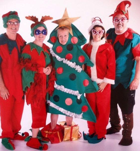 Destacados fotos familia navidad