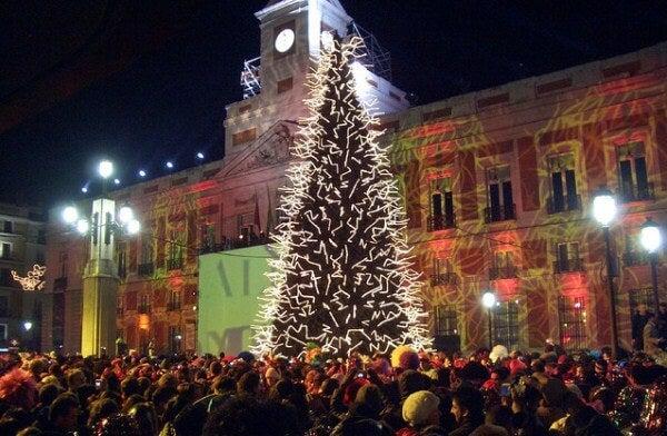 Madrid en fin de año