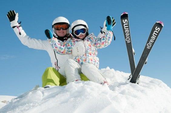 Promoción nieve.eDreams,Campofrio.Happy Feat 2