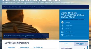 Vive y comparte experiencias únicas en la plataforma de Royal Caribbean