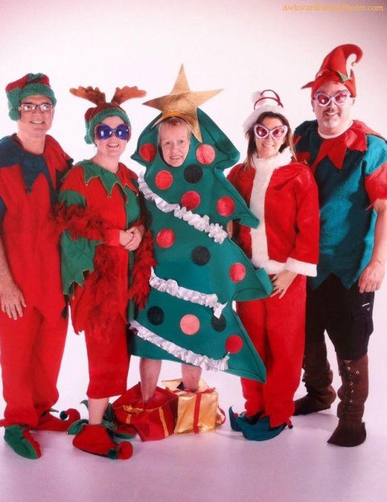 Trajes navideños